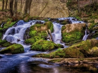Selkewasserfall / Harz Selketal-Stieg