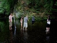 Fotograf Daniel Kühne Fotoshooting im Wasser