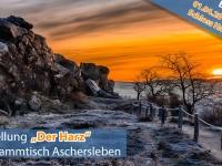 """Fotoausstellung Schloss Harzgerode Ausstellung """"Harz"""" und """"15 Impressionen vom Selketal-Stieg"""""""