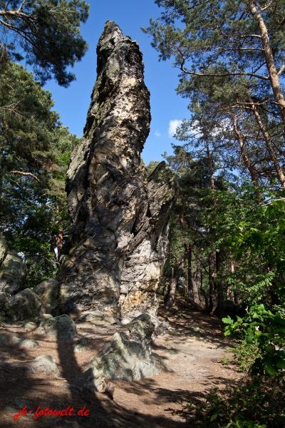 Teufelsmauer Harz Timmenrode