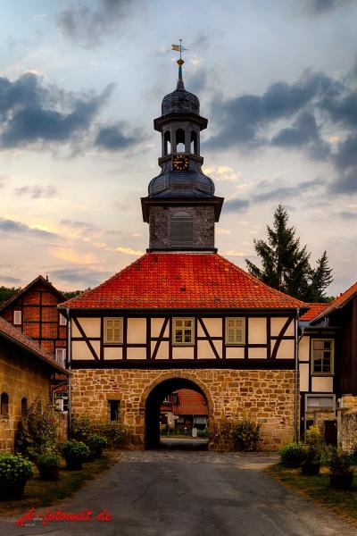 Kloster Michaelsteil Blankenburg Harz