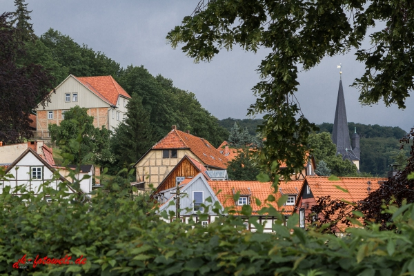 Blankenburg Harz Schlosspark
