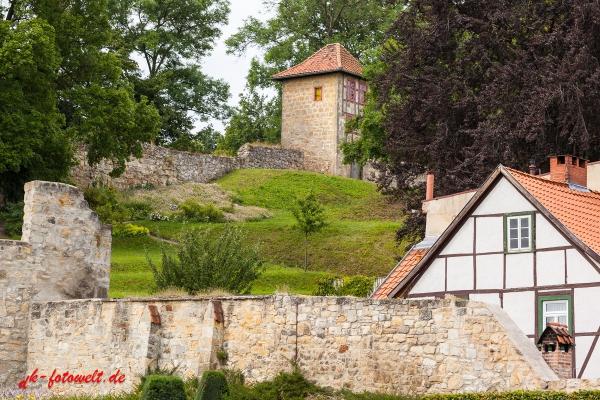 Barockgarten Blankenburg im Harz