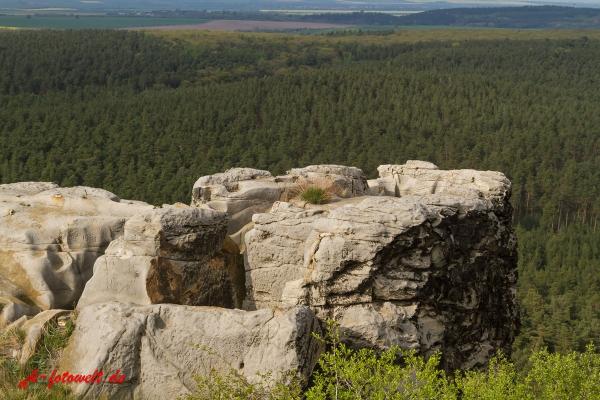 Burgruine Regenstein bei blankenburg Harz