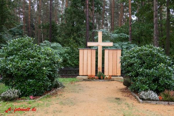 Gedenkstätte Friedhof