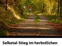 Selketal-Stieg Wanderweg