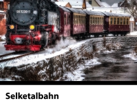 Selketalbahn in Straßberg