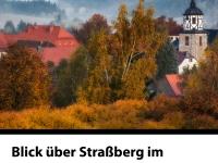 Blick auf Straßberg