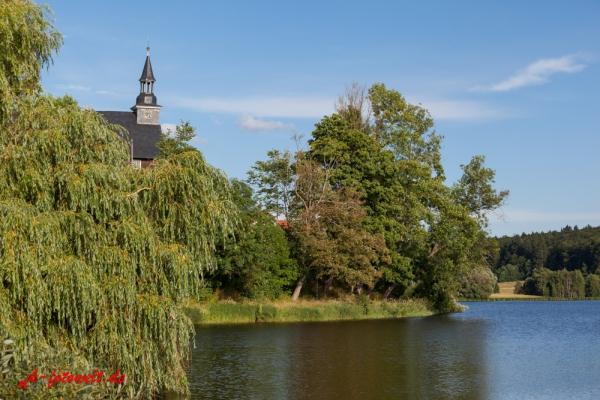 Kirche Stiege Stadt Oberharz am Brocken