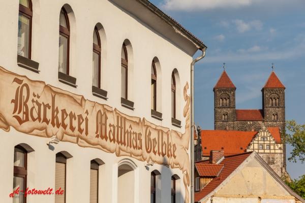 Schloss / Stiftskirche Welterbestadt Quedlinburg