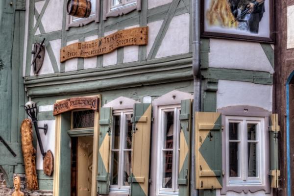 Stolberg Fachwerkstadt im harz