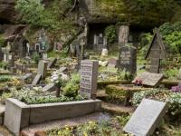 Bergfriedhof Kloster Oybin