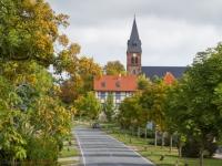 Blick über Friedrichsbrunn im Harz