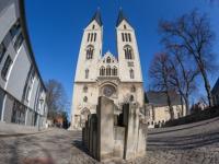 Dom und Domplatz Halberstadt
