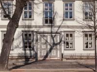 Domplatz Halberstadt, Hausfassade