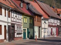 Fachwerk Neustadt Harz