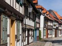 Fachwerkstadt Wernigerode Harz