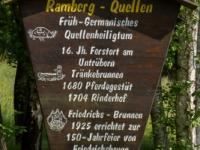 Friedrichs-brunnen in Friedrichsbrunn