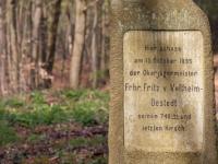 Gedenkstein Veltheim Oestedt