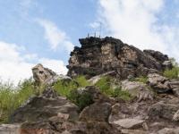 Großvaterfelsender Teufelsmauer bei Blankenburg