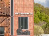 Hüttenmuseum Thale Maschinenhalle Dampfmaschine Nr.7