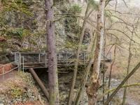 Harzer Hexenstieg bei Thale