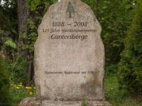 Harzklub Zweigverein Güntersberge 1888 - 2008