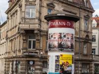 Lehrstand und Verfall in Zittau