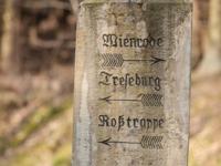 Meilenstein, Wienrode Treseburg