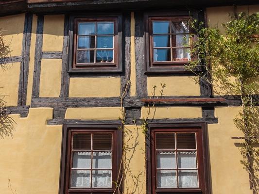 Welterbestadt Quedlinburg im Frühjahr