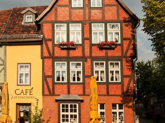 Quedlinburg Am Finkenherd