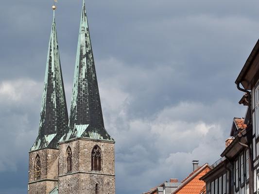 Welterbestadt Quedlinburg Harz