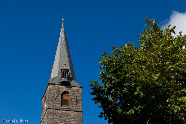 Welterbestadt Quedlinburg Kirche