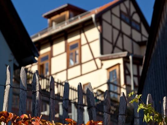 Quedlinburg im Herbst