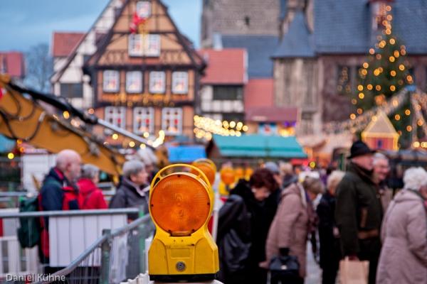 Quedlinburger Weihnachtsmarkt Advent in den Höfen