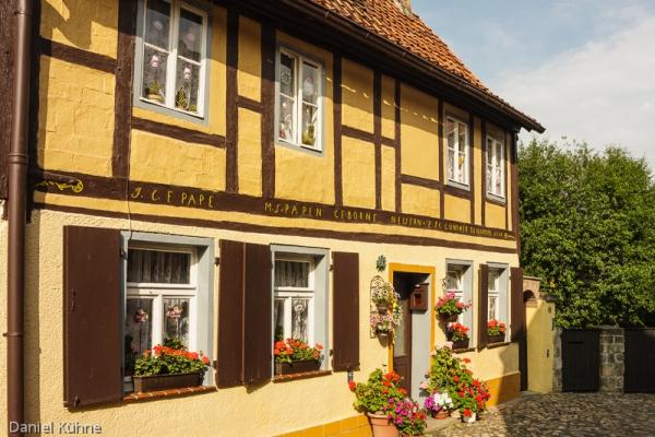 Fachwerkhaus Quedlinburg Münzberg