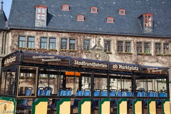 Quedlinburg Quedlinburger Bimmelbahn