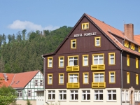 Hotel Forelle Treseburg im Harz
