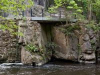 Harzer Hexenstieg Bodetal Thale