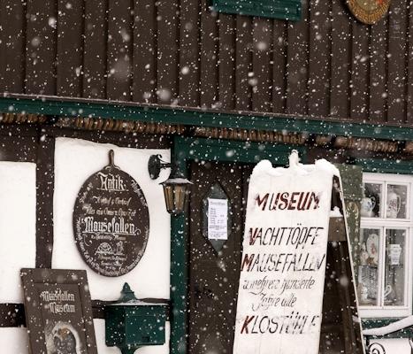 Maufefallen Museum Güntersberge