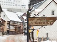 Europastadt Stolberg im Harz Gaststätte zur Bauernstube