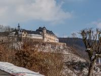 Stolberg im Harz mit Blick zum Schloss