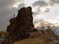 Teufelsmauer Gegensteine bei Ballenstedt