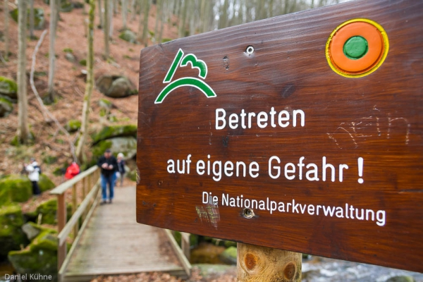 Nationalpark Harz Ilsetal