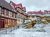 Welterbestadt Quedlinburg im Winter mit Schnee Winterimpressionen_DSF8614-Bearbeitet