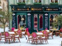 Welterbestadt Quedlinburg im Winter mit Schnee Winterimpressionen_DSF8675