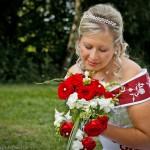 Hochzeitsfotos vom Fotograf
