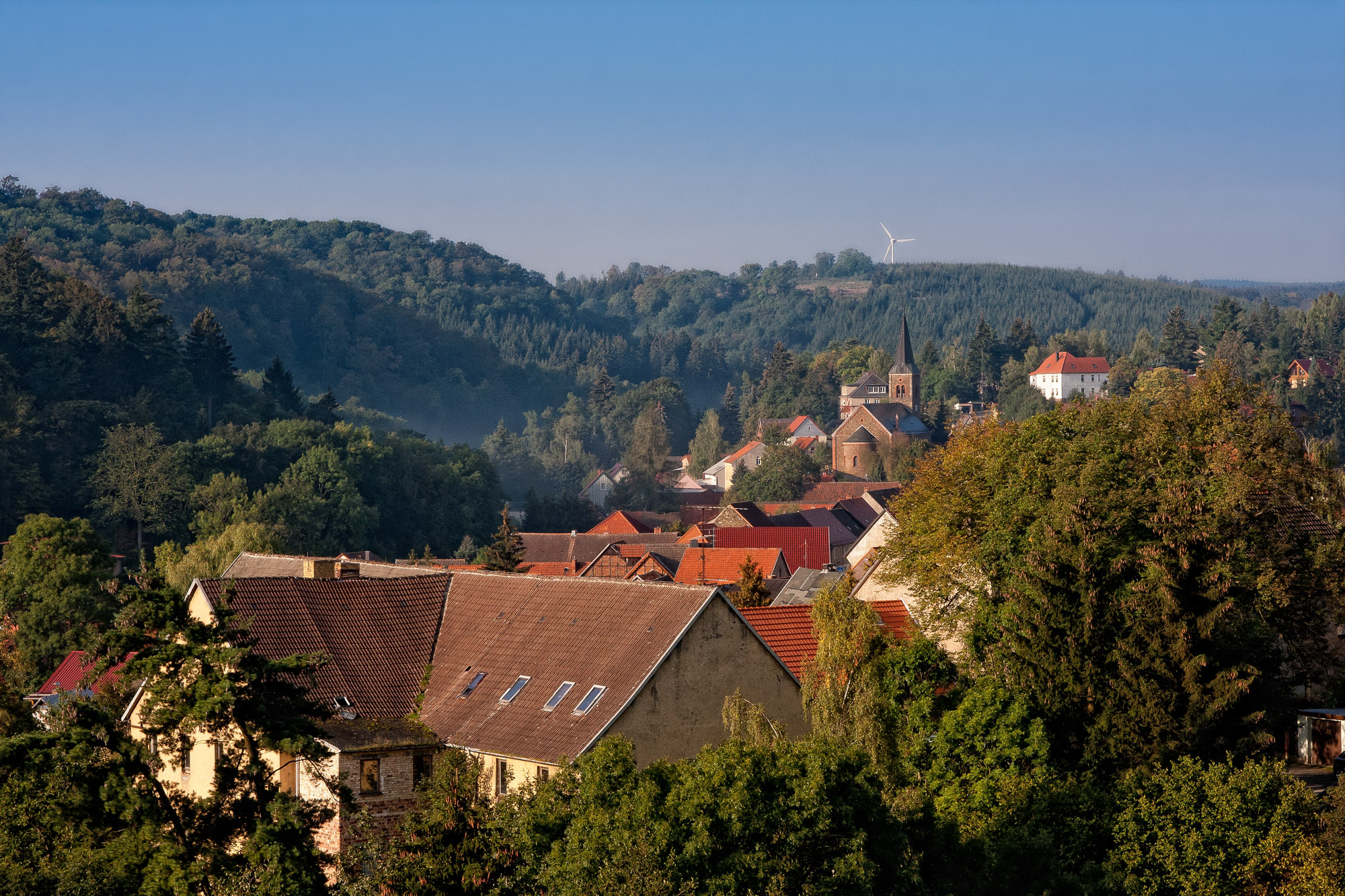 Güntersberge im Selketal Harz