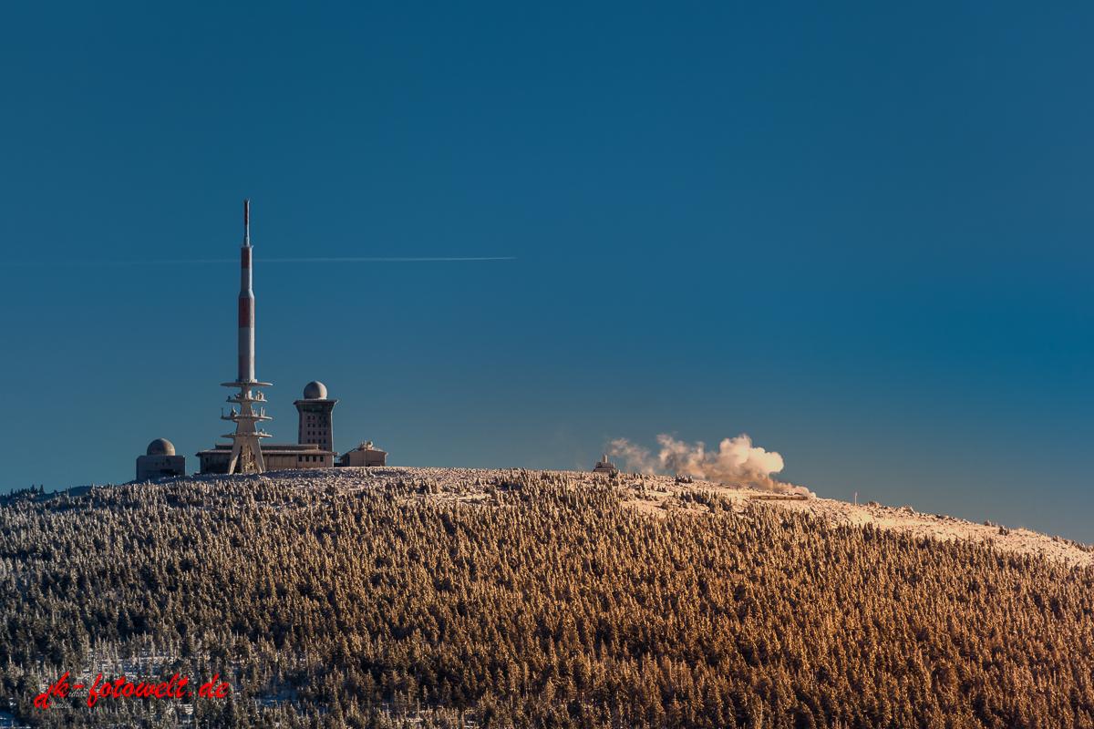 Fotokurs Winterwanderung Nationalpark Harz