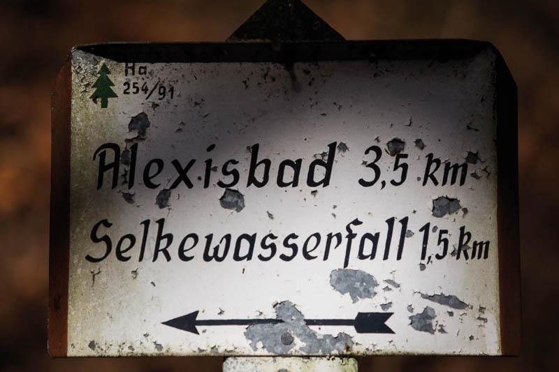 Fotoausstellung Kirche Meisdorf 10 Jahre Selketal-Stieg